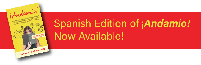 Andamio Spanish edition now available.